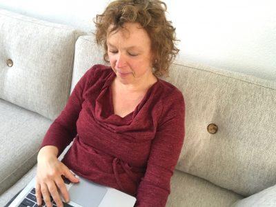 Tekstenschrijven over jezelf Muriel Warners Storycoach